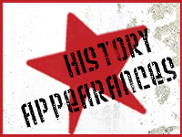 History appearances